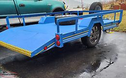 Newly built Utility Trailer