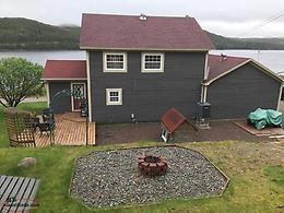 House for Sale in Boat Harbour on Burin Peninsula