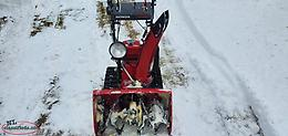 HSS724 Honda Snowblower For Sale