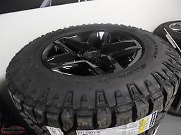"18"" CHEV SILVERADO/GMC SIERRA WHEEL AND TIRE PACKAGE"