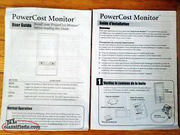 Power Monitor - Save money on electricity
