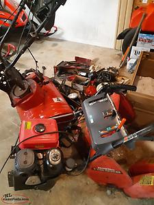 Honda snowblower parts