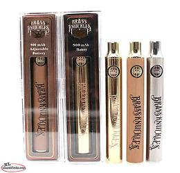 NEW Brass Knuckles Herbal vaporizer