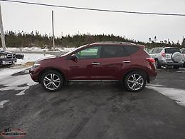 2012 Nissan Murano LE AWD 3.5 V6 Loaded