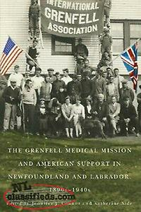 wanted book: Grenfell Medical Mission and American Support in Newfoundland and L
