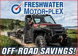 OFF-ROAD SAVINGS!