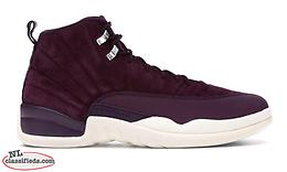 Brand New Jordan 12 Retro Bordeaux