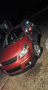2012 Suzuki SX4 awd 6speed