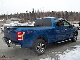 LOW KM's - 2018 Ford F-150 Supercrew XTR