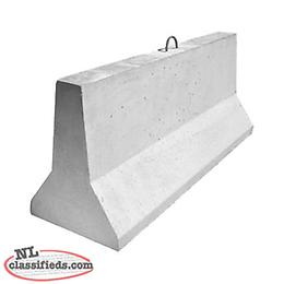 Wanted Jersey Barriers