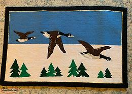 wanted Antique Grenfell hooked Rugs. Newfoundland