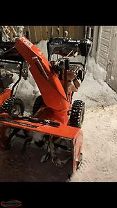 Ariens Deluxe 30 Snowblower