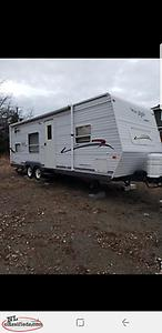 2002 travel trailer SOLD SOLD