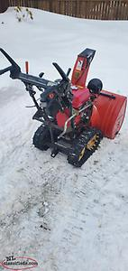 Honda Snowblower HS928 For Sale
