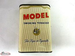 wanted MODEL WHITE POCKET TOBACCO