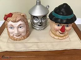 Wizard Of Oz Ceramic Coin Banks