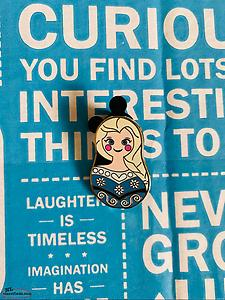 Disney Nesting Dolls Pin - Elsa