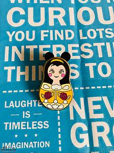 Disney Nesting Doll Pin - Belle