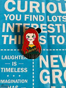 Disney Nesting Doll Pin - Merida