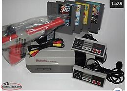Looking for the original Nintendo