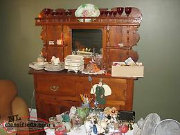 wanted antique Newfoundland made Sideboard