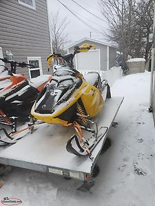 2007 mxz 440x trade for 2 up touring machine