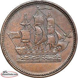 wanted antique Newfoundland tokens