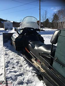 1996 Arctic Cat Bearcat 550