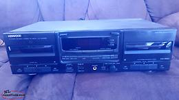CD player and cassette deck
