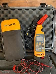 Fluke 773 milliamp process meter