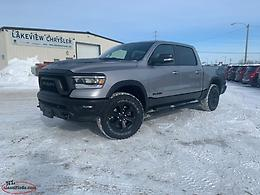2021 Ram 1500 Rebel 4x4 **Only 2 On The Island!!**