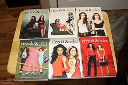 Complete Set of Rizzolli and Isles TV Series and Major Crimes DVD (Price Reduced