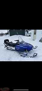 Grand touring skidoo for sale