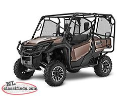 2021 Honda Pioneer 1000-5 Limited Edition