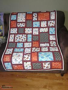 Baby Quilt # 3