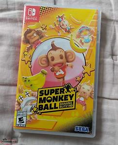 Super Monkey Ball for switch