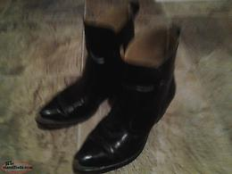 TWO PAIR COWBOY BOOTS FOR SALE