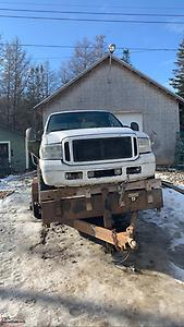 2005 Ford power stroke parts full truck