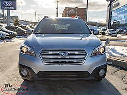 2017 Subaru Outback 2.5i Touring at