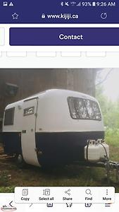 looking for a Boler camper