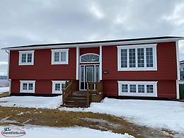 SALE PENDING Waterfront property with a 1 bedroom apt and large detached garage