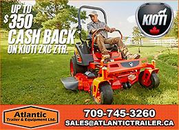 KIOTI Residential & Commercial Grade Zero Turn Mowers