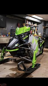 2018 Arctic Cat ZR 8000 RR