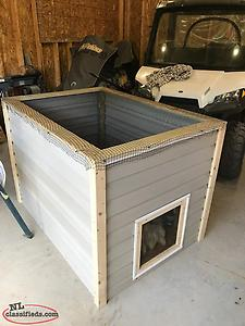 Chicken brooder/coop