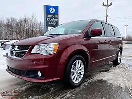 LAST REMAINING 2020 DODGE GRAND CARAVAN MODELS AT MARSH MOTORS!!!