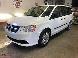 2015 DODGE GRAND CARAVAN --- ONLY 77,000 KM.S