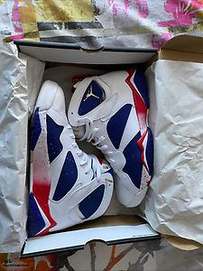 Jordan 7 - Olympic 'Tinker Alternate""