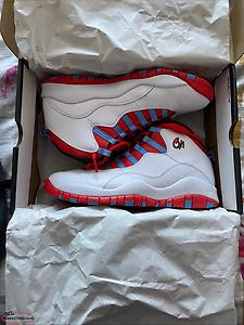 "Jordan 10 - Retro ""City Pack"" Chicago"