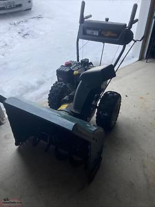 Snowblowers parts or repair