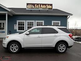Low KM's - 2016 Chevrolet Equinox AWD